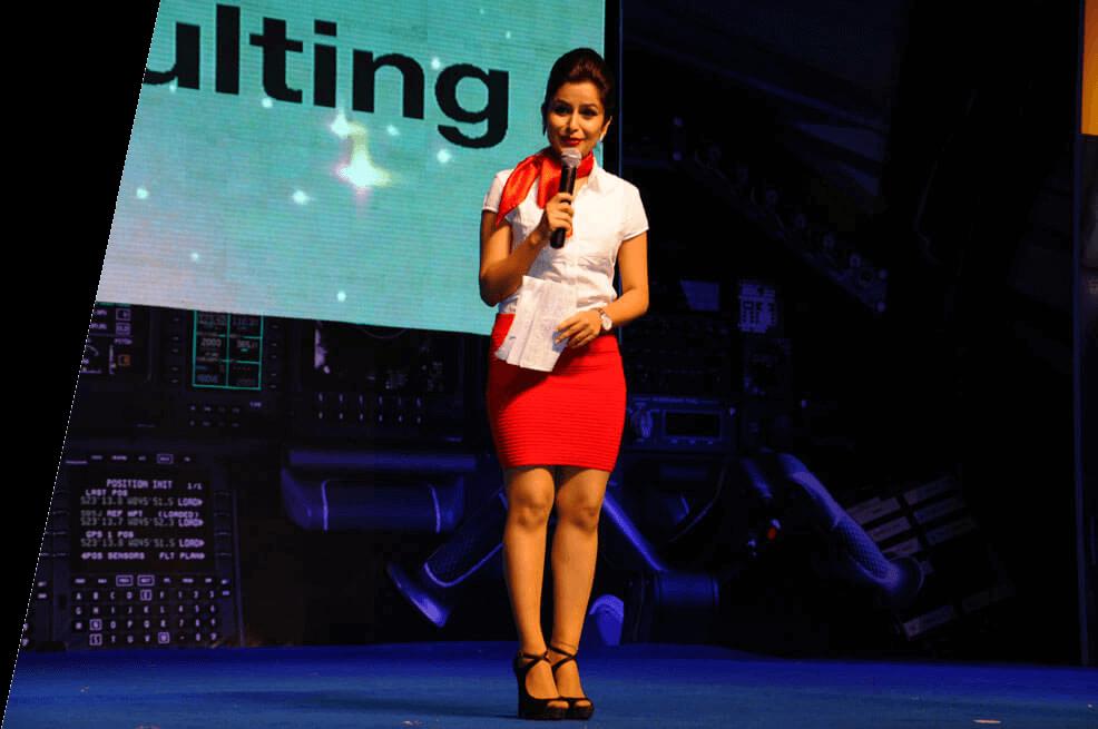 shilpa nainani on stage
